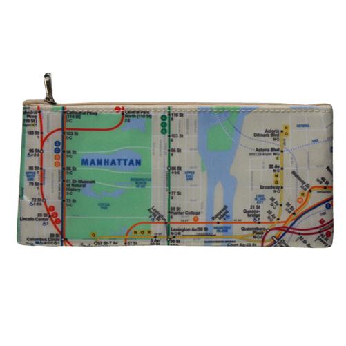 Citystore Subway Map.Subway Map Pencil Case