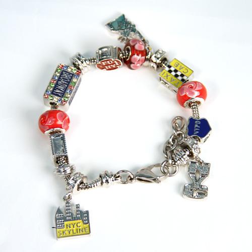3af0249e2 The NYC Charm Bracelet