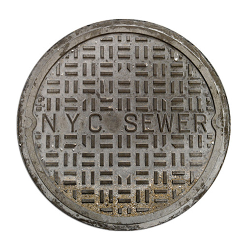 Nyc Manhole Cover Floor Mat