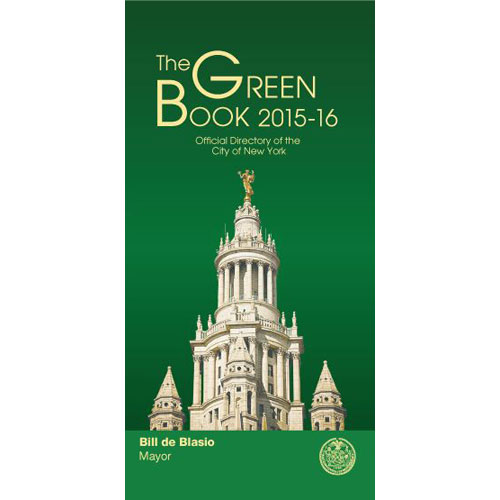 Image result for Green Book  NYC.gov