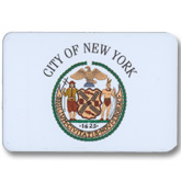 City Seal MetroCard Holder