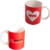 The Married in NYC Mug