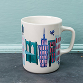 Collage City Mug