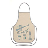 Brooklyn Kids Apron
